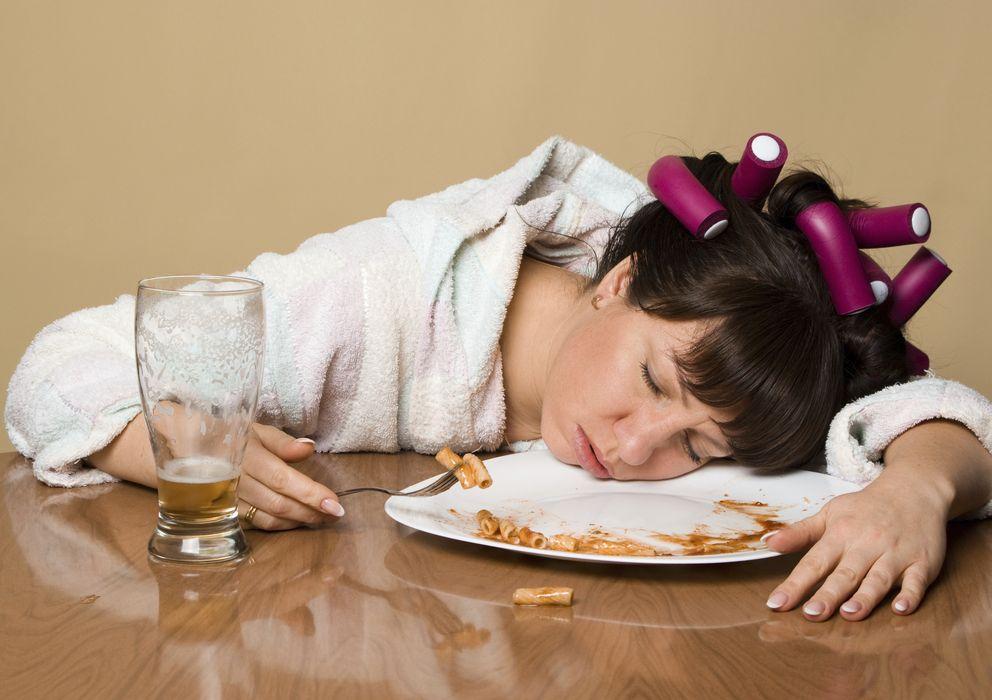 Foto: Además del estrés y los malos hábitos, la alimentación que llevamos puede ser la culpable de nuestros problemas para conciliar el sueño. (iStock)