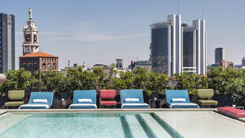 La vuelta al mundo en cinco azoteas, terrazas y 'beach clubs' con encanto deco