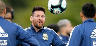 Post de El fregado del hijo de Messi (con el Real Madrid) que deja mal a Ernesto Valverde