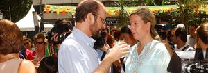 Foto: Simoneta Gómez-Acebo y José Miguel Fernández Sastrón, por fin solteros