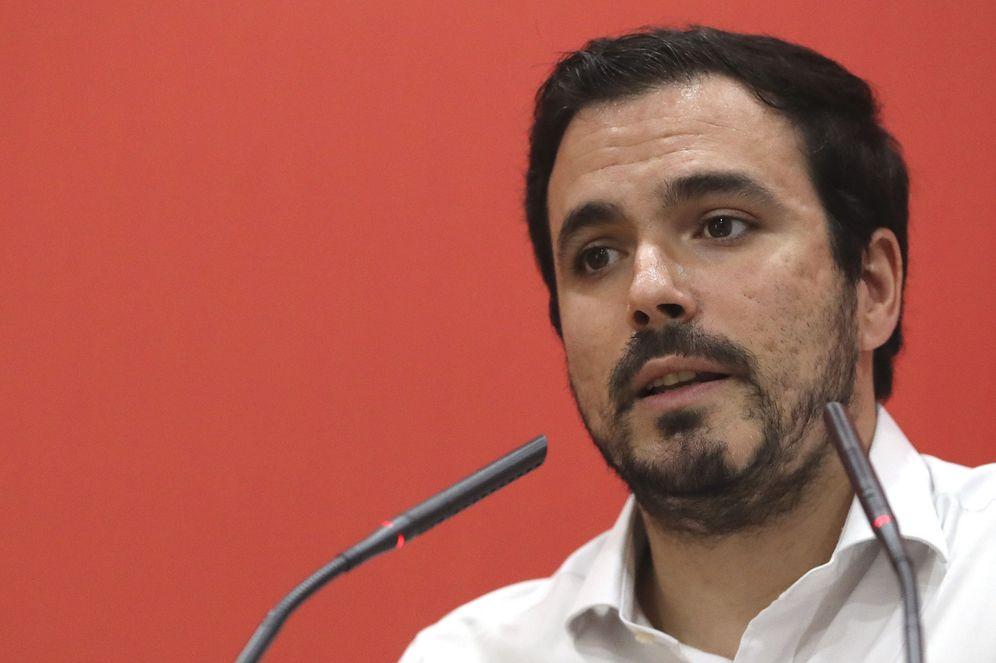 Foto: Alberto Garzón. (Ballesteros/EFE)