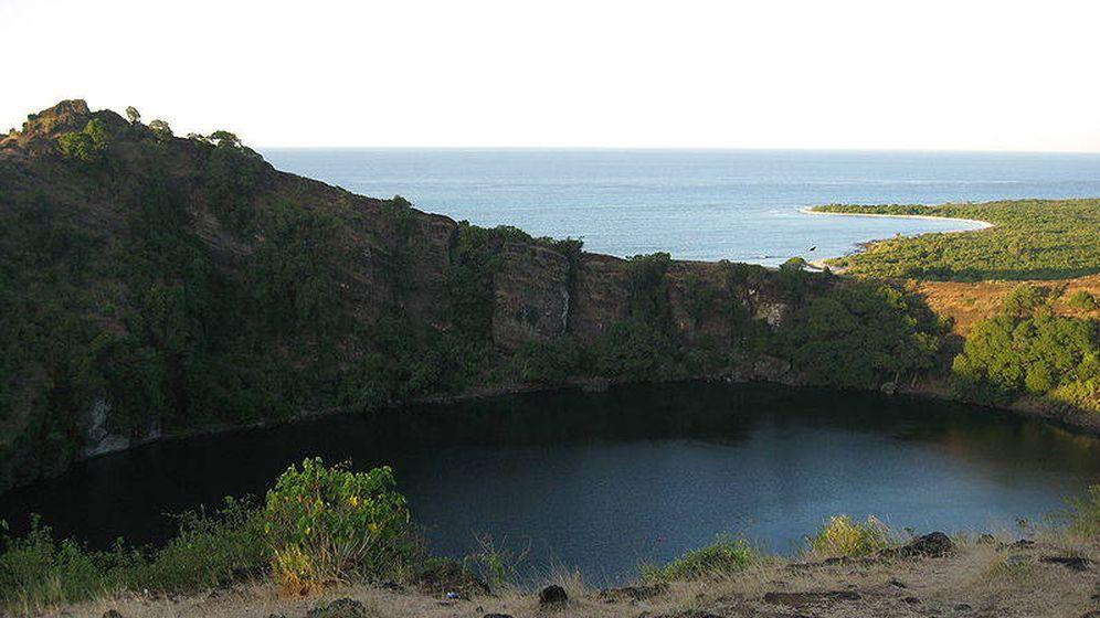 Foto: Lago Niamawi. (Wikimedia Commons)