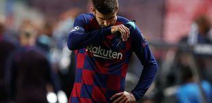 Post de Piqué habla de vergüenza y Bartomeu anuncia que tomará decisiones