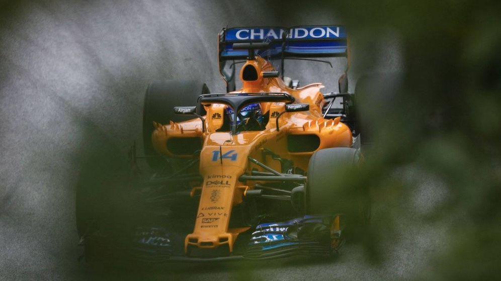 Foto: Fernando Alonso vivió un desafortunado último Gran Premio de Brasil.