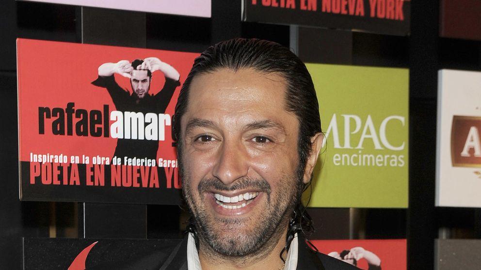 Rafael Amargo vuelve a estrenar en la capital con 'Un poeta en Nueva York'