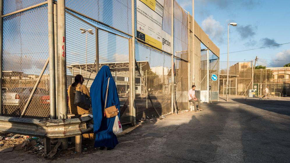 Foto: Valla de Melilla - Ignacio Marín | porCausa