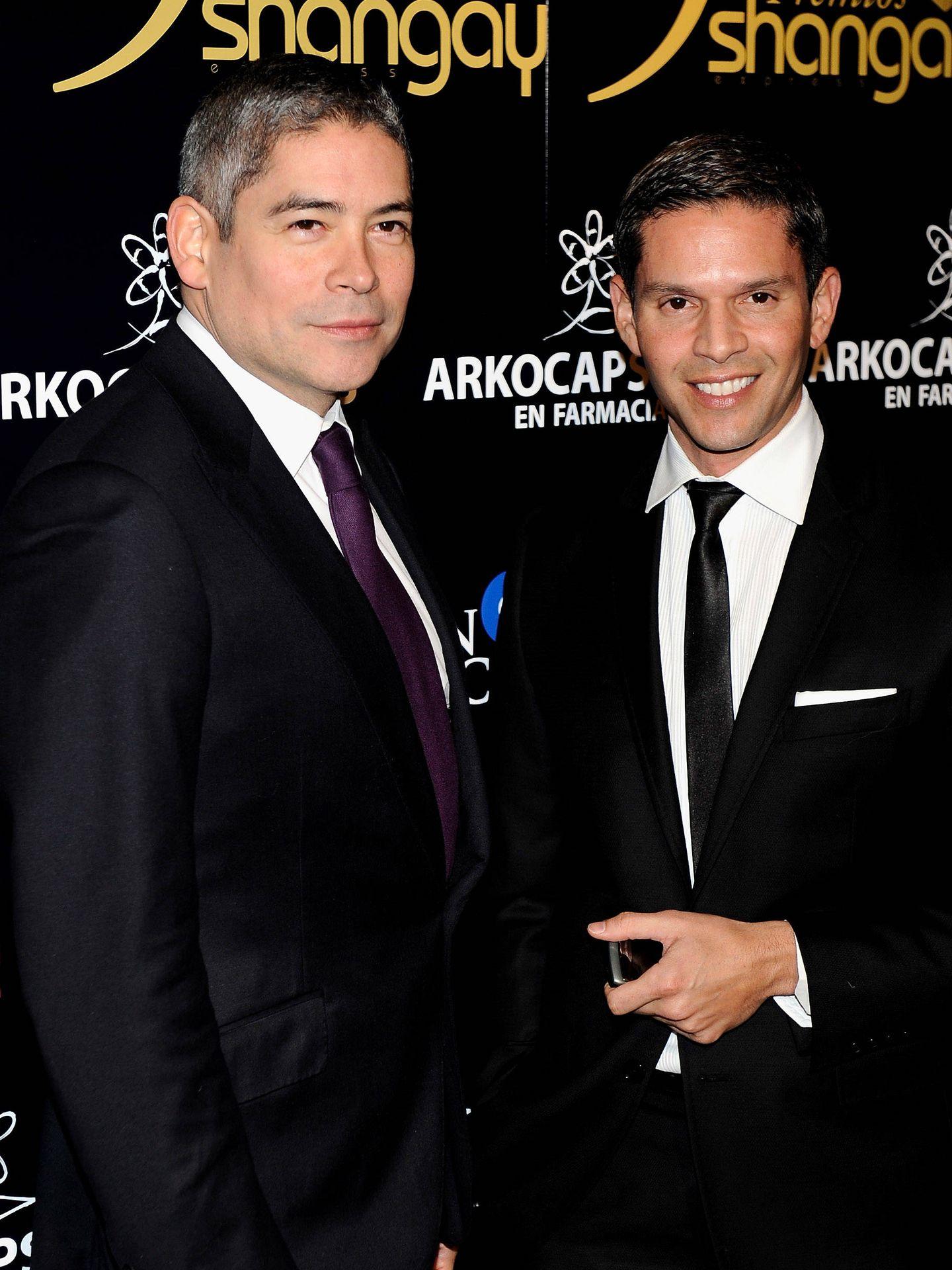 Boris y Rubén, en una foto de archivo. (Getty)