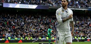 Post de Sergio Ramos como antídoto contra cualquier mal que sufra el Real Madrid