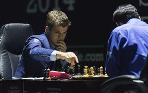 Carlsen gana a la undécima partida y es campeón del mundo de ajedrez