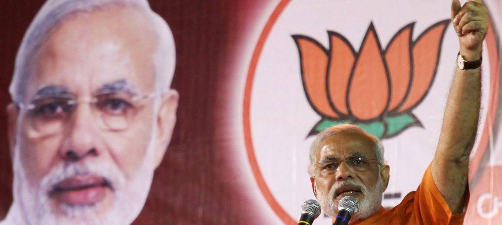 Foto: Narendra Modi, primer ministro de India. (Efe)