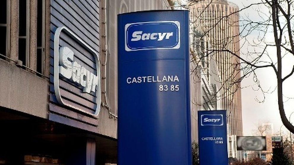 Sacyr plantea un ERE para alrededor del 30% de su plantilla de construcción en España
