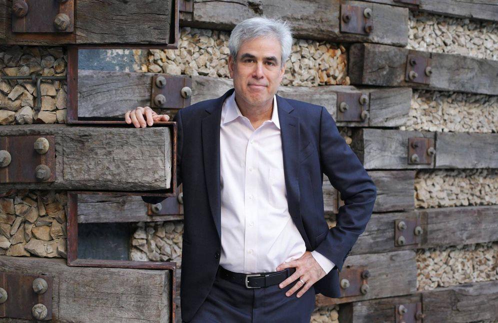 Foto: Jonathan Haidt. (Fundación Rafael del Pino)