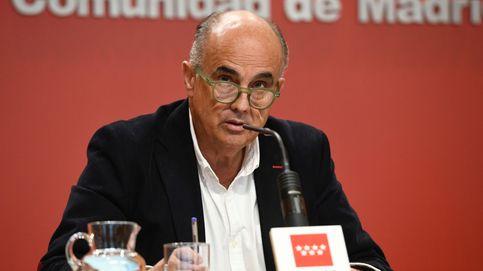 Madrid alerta de un aumento muy llamativo de casos y dice haber puesto el 65% de vacunas