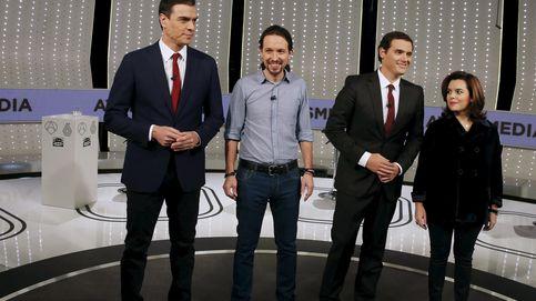 Test: Iglesias, Soraya, Rivera o Sánchez: ¿Quién dijo qué en el debate electoral?