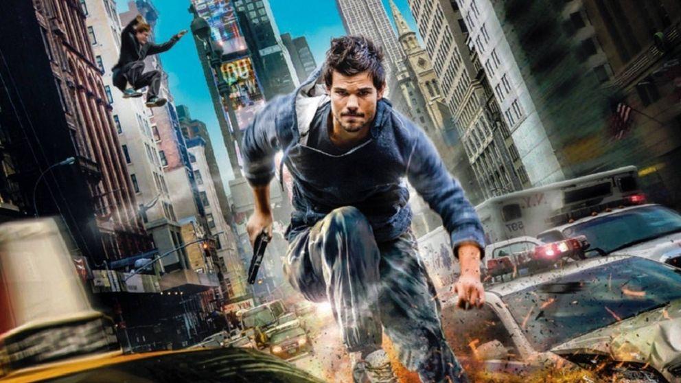 'El Blockbuster' estrena 'Tracers', con Taylor Lautner, el 13 de diciembre