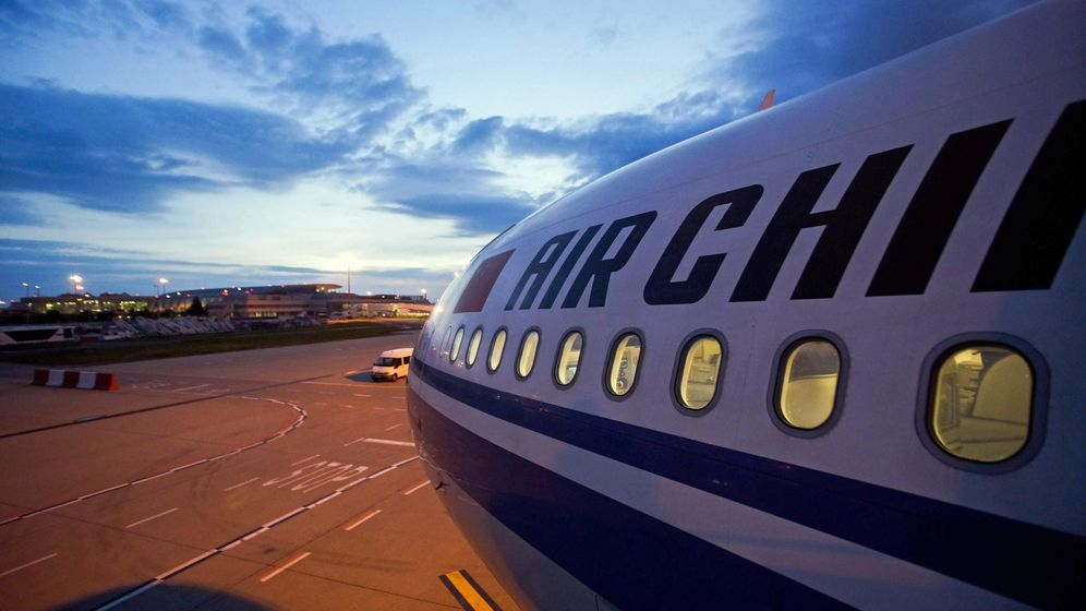 Foto: Un Airbus de la flota de Air China. (Reuters)