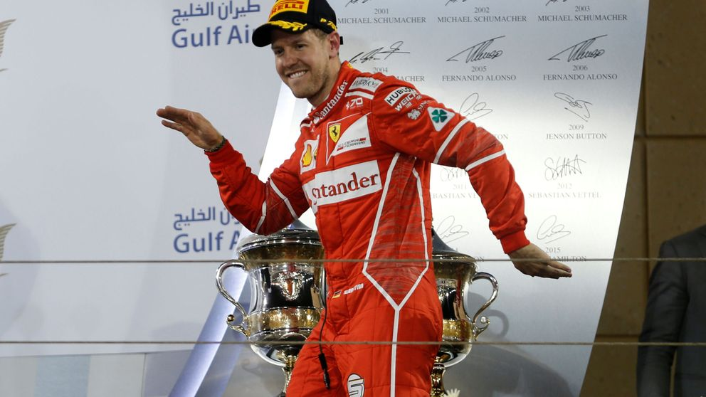 La Fórmula 1 innova hasta en la ropa: Vettel correrá ahora con 'calcetines'