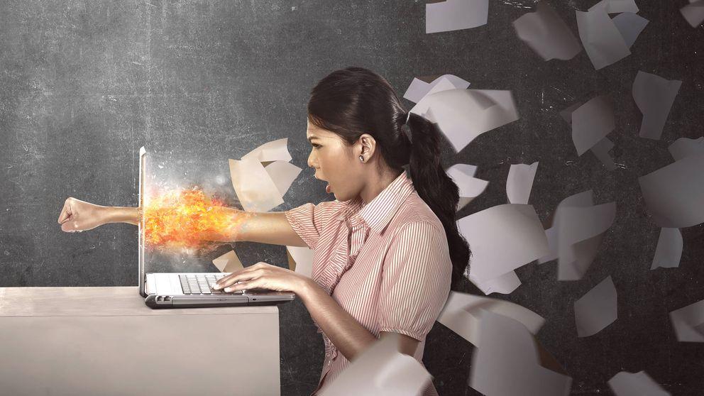 ¿Te explotan en el trabajo? Prueba con la habitación de la furia