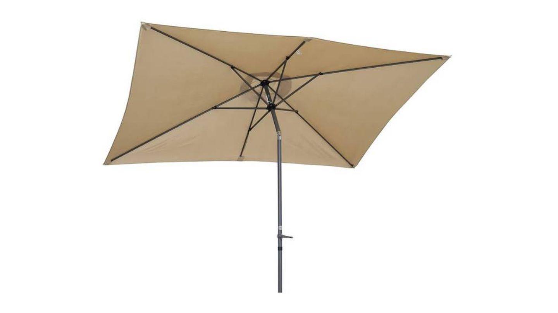 Sombrilla parasol de poliéster Angel Living