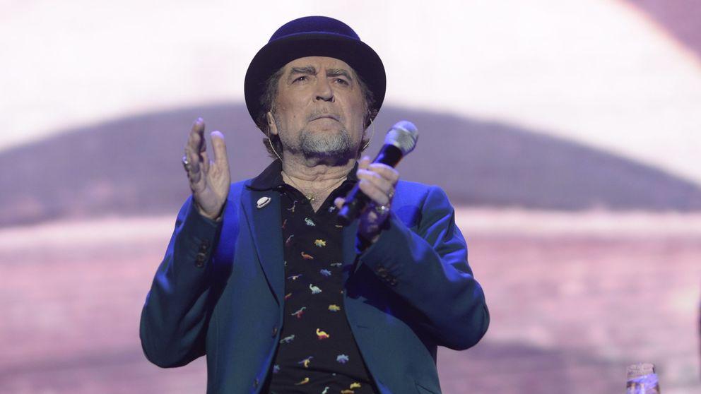 Joaquín Sabina cancela el final de su gira