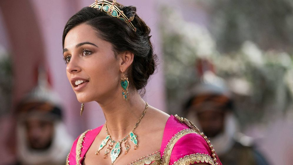 Foto: Fotograma de 'Aladdin'. (Disney)