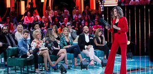 Post de 'Versace' se estrena con un 15,6% frente al debate de 'Supervivientes' (16%)