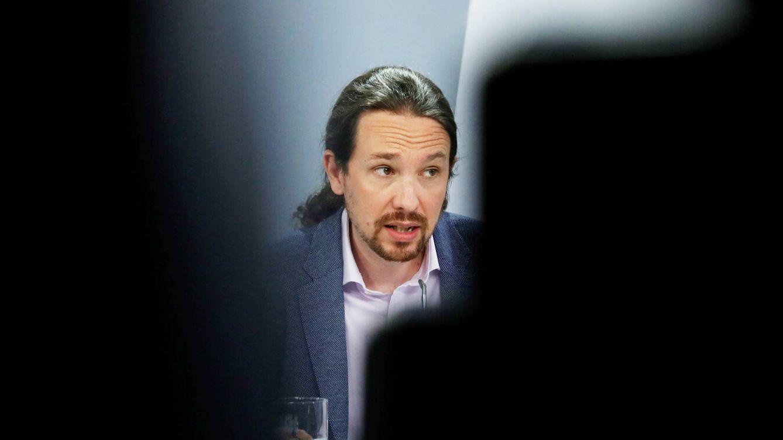 Un chat interno de Podemos revela que la Fiscalía filtró datos a Iglesias en el caso Dina