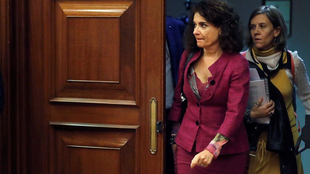 España sacrifica la inversión para mantener el resto de gasto público