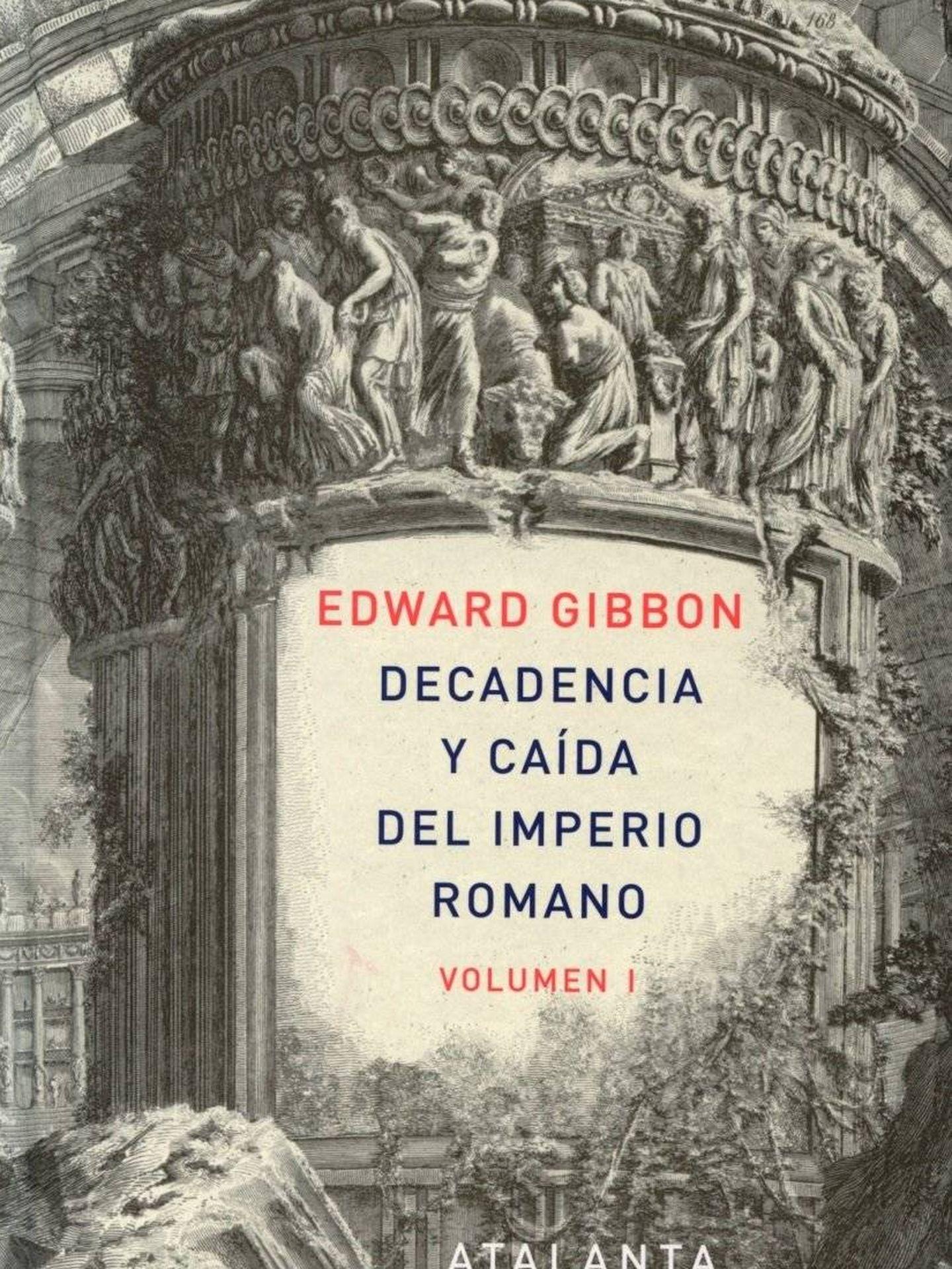 'Decadencia y caída del Imperio Romano'