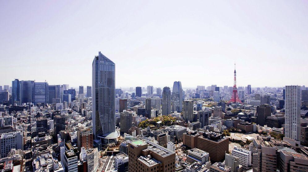 Foto: Vista aérea de Tokio. (EFE)