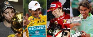 ¿Quién es el mejor deportista español de la última década?