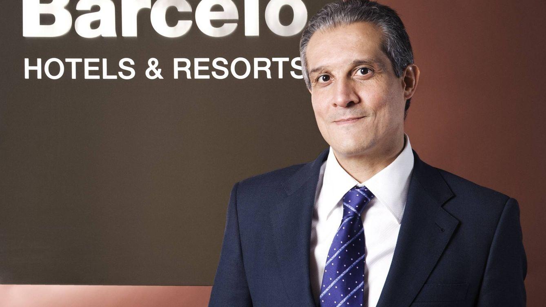 Foto: Raúl González, CEO de la zona EMEA de Barceló Hotel Gruop. (EP)