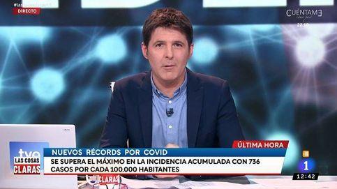 El zasca de Jesús Cintora a Urdangarín tras recibir la vacuna contra el Covid-19