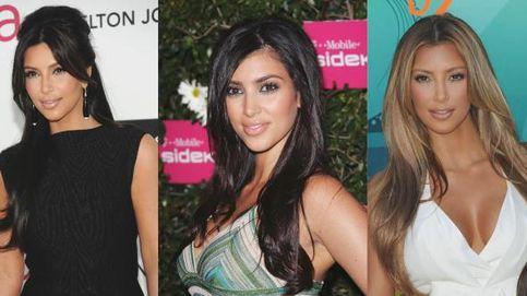 Las mil y una caras de Kim Kardashian