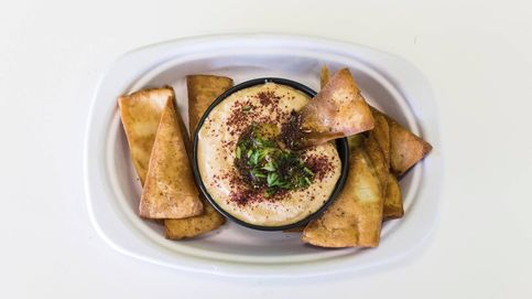Hummus de garbanzos y otros tres aperitivos saludables para este verano