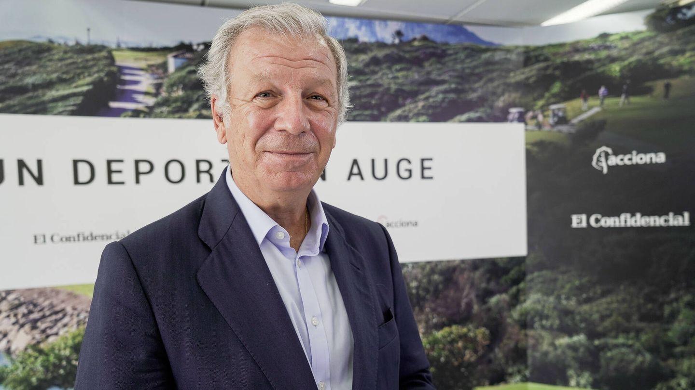 Joaquín Mollinedo, director general de relaciones institucionales, comunicación y marca de Acciona.