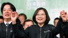 La presidenta de Taiwán es reelegida y la UE anima a que dialogue con China