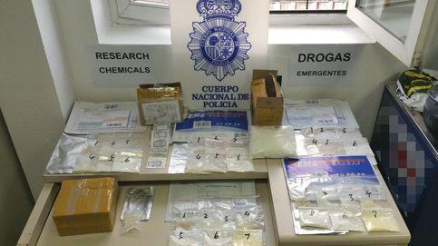 Desmantelado el mayor laboratorio de drogas sintéticas de España