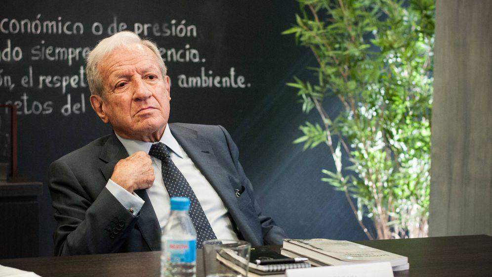 Foto: El expresidente del Tribunal Supremo, Pascual Sala (El Confidencial)