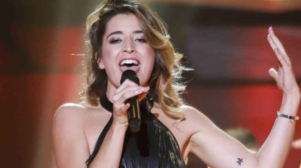 Foto: Mimi en 'Operación Triunfo'. (Gtres)