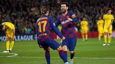 La vuelta de Antoine Griezmann ahora que ya es más amigo de Leo Messi