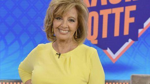 María Teresa Campos cuenta cómo sintió en '¡Qué tiempo tan feliz!' los síntomas del ictus