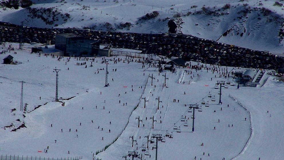 Alto Campoo: cómo quitarse el mono de nieve en medio del paraíso