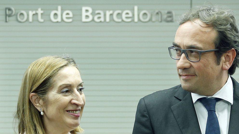 Cabreo en la patronal valenciana por el apoyo de Pastor al Puerto de Barcelona