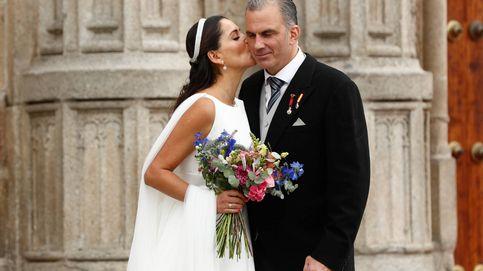 La gran boda de Ortega Smith y Paulina Sánchez que ha reunido a Vox en Toledo