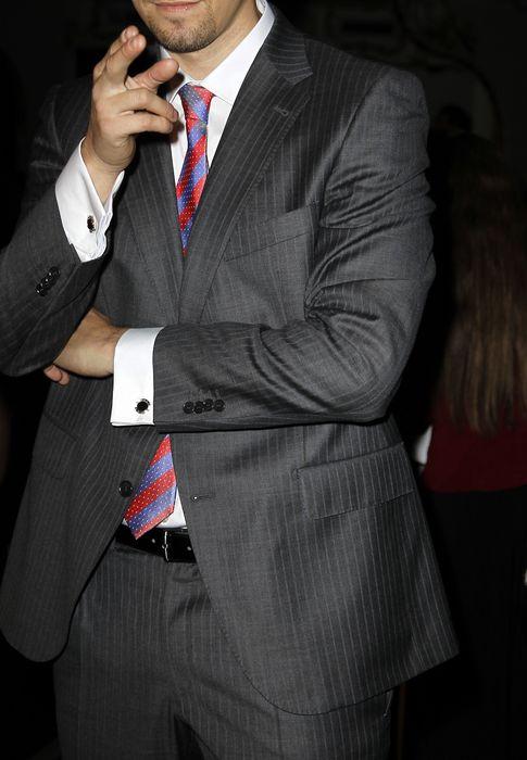 Foto: Olfó Bosé, en una imagen de archivo durante la presentación de un perfume en Madrid (I.C.)