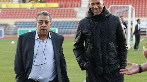 El impune agente de Zidane: sigue en busca y captura por delito fiscal tres años después