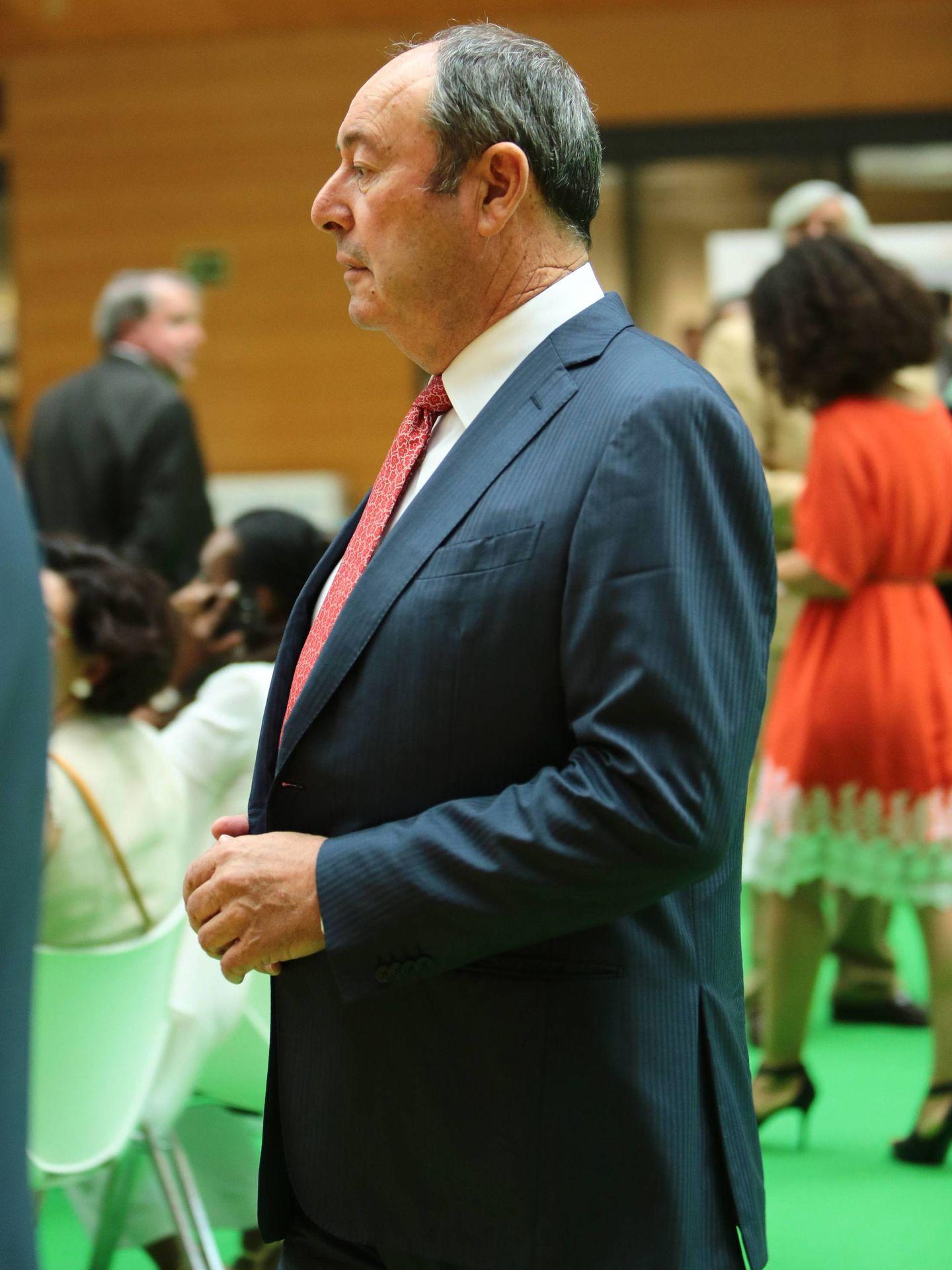 Luismi Rodríguez.