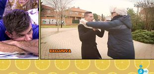 Post de La familia Caparrós destrozada: Andrés ataca a un equipo de 'Sálvame'