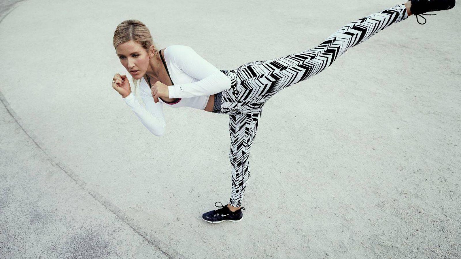 Foto: El krav magá es simple, directo, efectivo y muy fácil de aprender. (Foto: Nike)